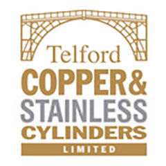 Telford Copper and Stainless Cylinders